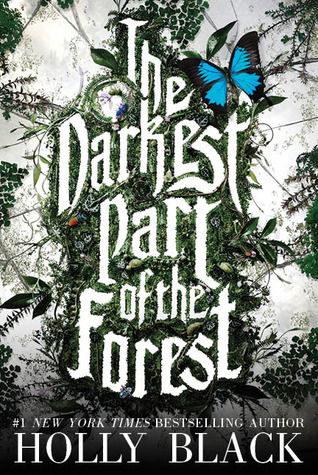 The Darkest Part of the Forest book cover book cover