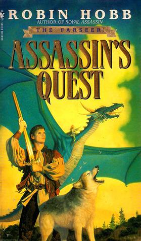 Assassins Quest : assassins, quest, Assassin's, Quest, (Farseer, Trilogy,, Robin