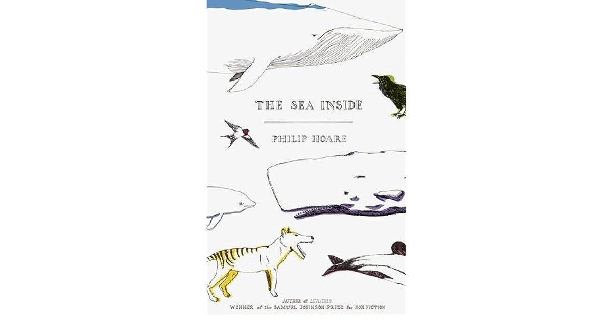 The Sea Inside by Philip Hoare
