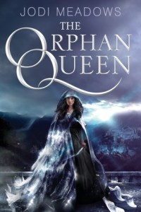 The Orphan Queen book cover