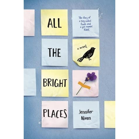 Jasmine (Taiwan)'s review of All the Bright Places sad books