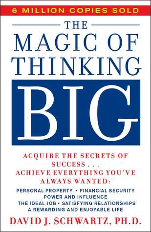 Download The Magic of Thinking Big Audiobook