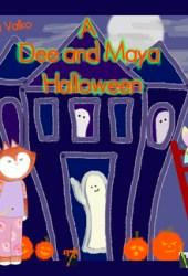 A Dee and Maya Halloween