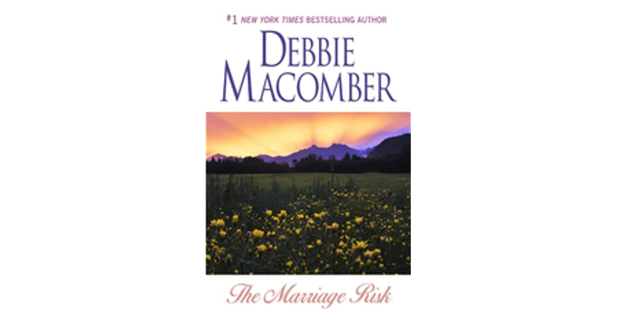 The Marriage Risk Midnight Sons #2 By Debbie Macomber
