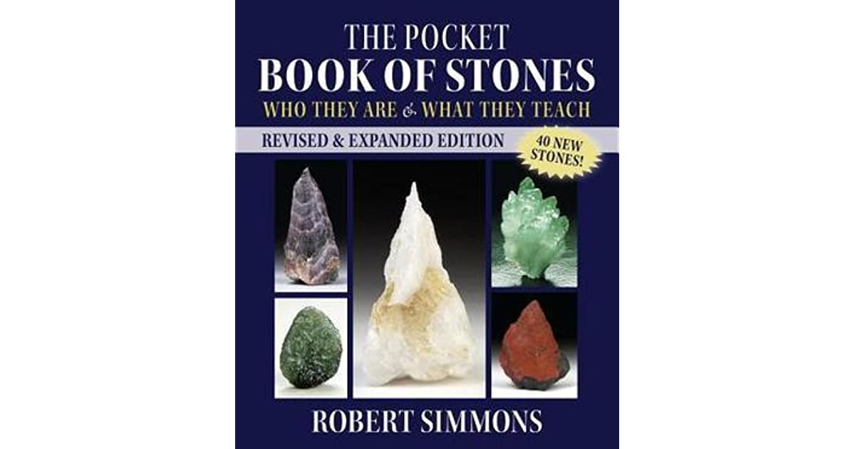 The Pocket Book Of Stones Revised Edition Who They Are And What
