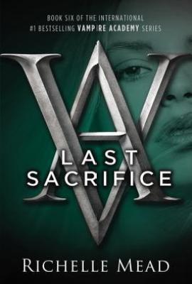 Last Sacrifice book cover