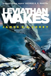 Leviathan Wakes book cover