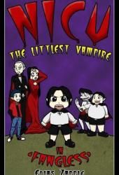 Fangless (Nicu: The Littlest Vampire #1)