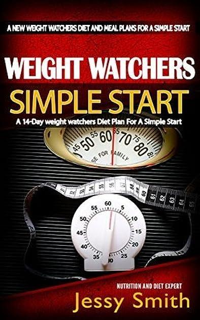 Weight Watchers Simple Start: A 14-Day weight watchers ...