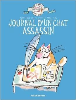 Le Journal D'un Chat Assassin : journal, assassin, Journal, Assassin, Véronique, Deiss