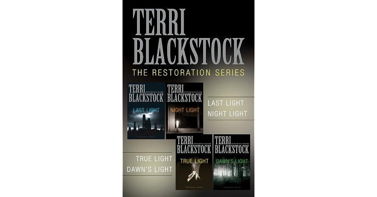 Image result for the restoration series terri blackstock