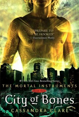 City of Bones book cover