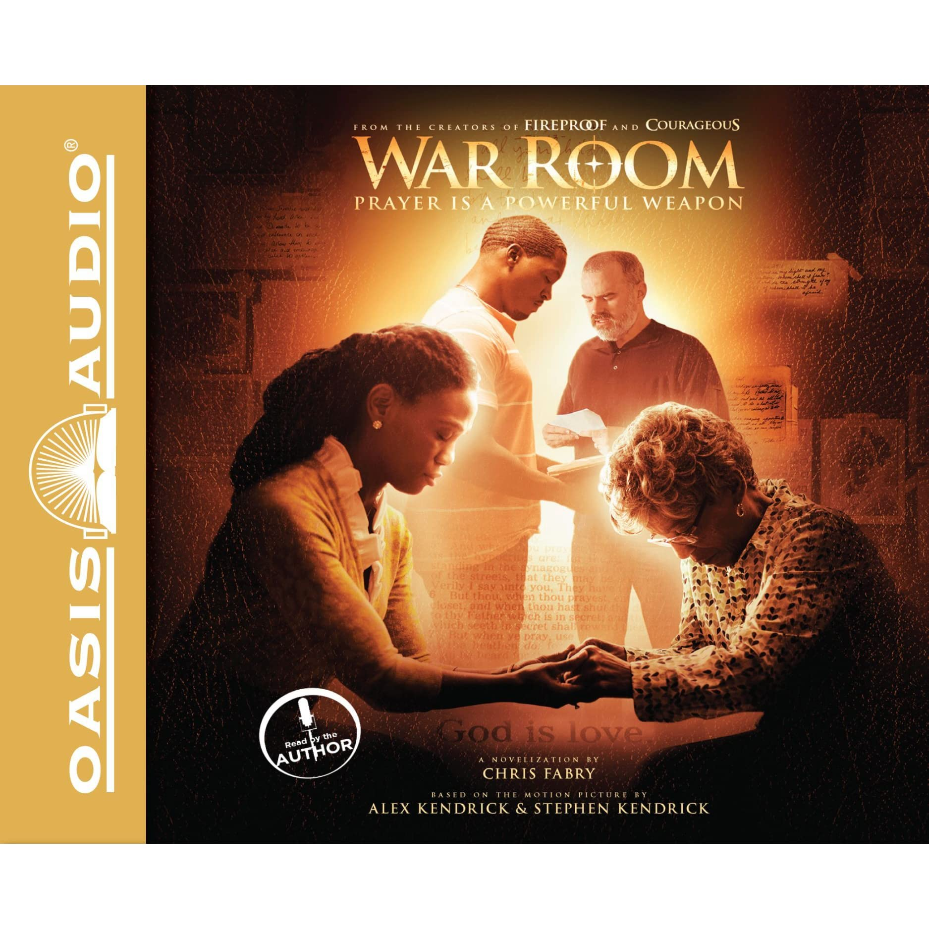 War Room Prayer Is a Powerful Weapon by Chris Fabry  Reviews Discussion Bookclubs Lists