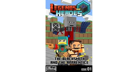 The Blacksmith and The Apprentice Life Inside Minecraft