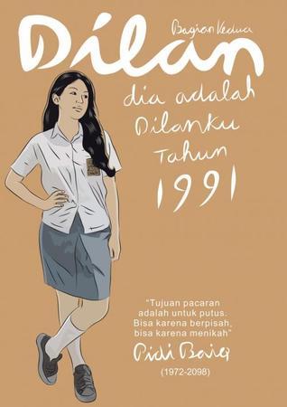 Sinopsis Novel Dilan 1990 : sinopsis, novel, dilan, Dilan, Bagian, Kedua:, Adalah, Dilanku, Tahun