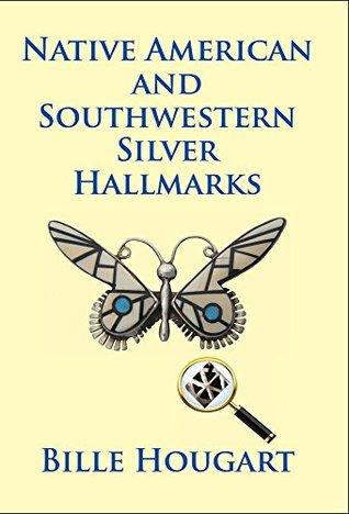 Native American Silversmiths Marks : native, american, silversmiths, marks, Native, American, Southwestern, Silver, Hallmarks, Bille, Hougart