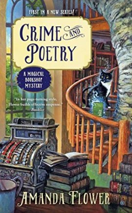 Crime and Poetry (Magical Bookshop, #1) by Amanda Flower