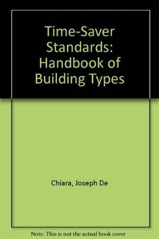 Time Saver Standards For Building Types Pdf : saver, standards, building, types, Time-Saver, Standards, Building, Types:, Dechiara