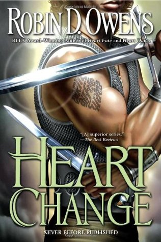 Retro-Review: Heart Change by Robin D. Owens