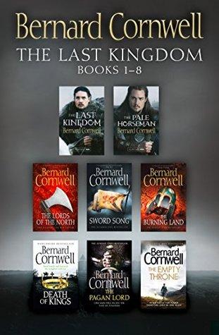 The Last Kingdom Book Series : kingdom, series, Kingdom, Bernard, Cornwell