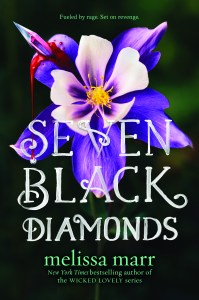 Series Review: Seven Black Diamonds by Melissa Marr
