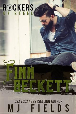 Finn Beckett (The Rockers of Steel, #2)