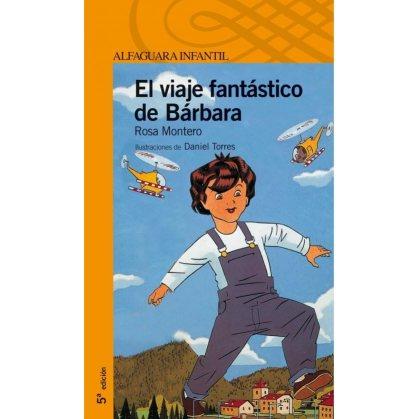 El viaje fantástico de Bárbara, Rosa Montero