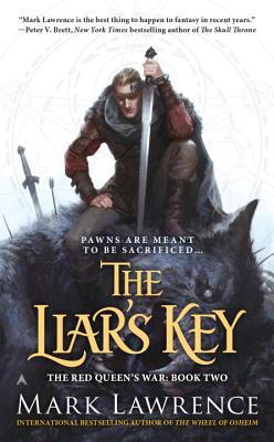 The Liar's Key Book Cover