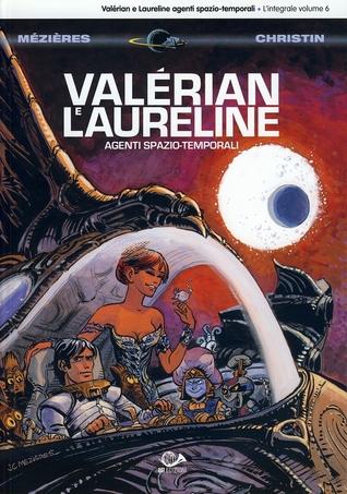Valerian Et Laureline Episode 11 Vf : valerian, laureline, episode, Valérian, Laureline, L'Intégrale,, Volume, Pierre, Christin