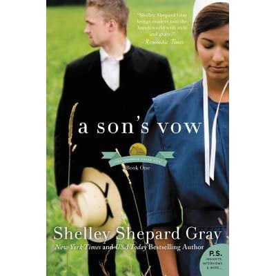 A Son's Vow The Charmed Amish Life #1 By Shelley Shepard Gray