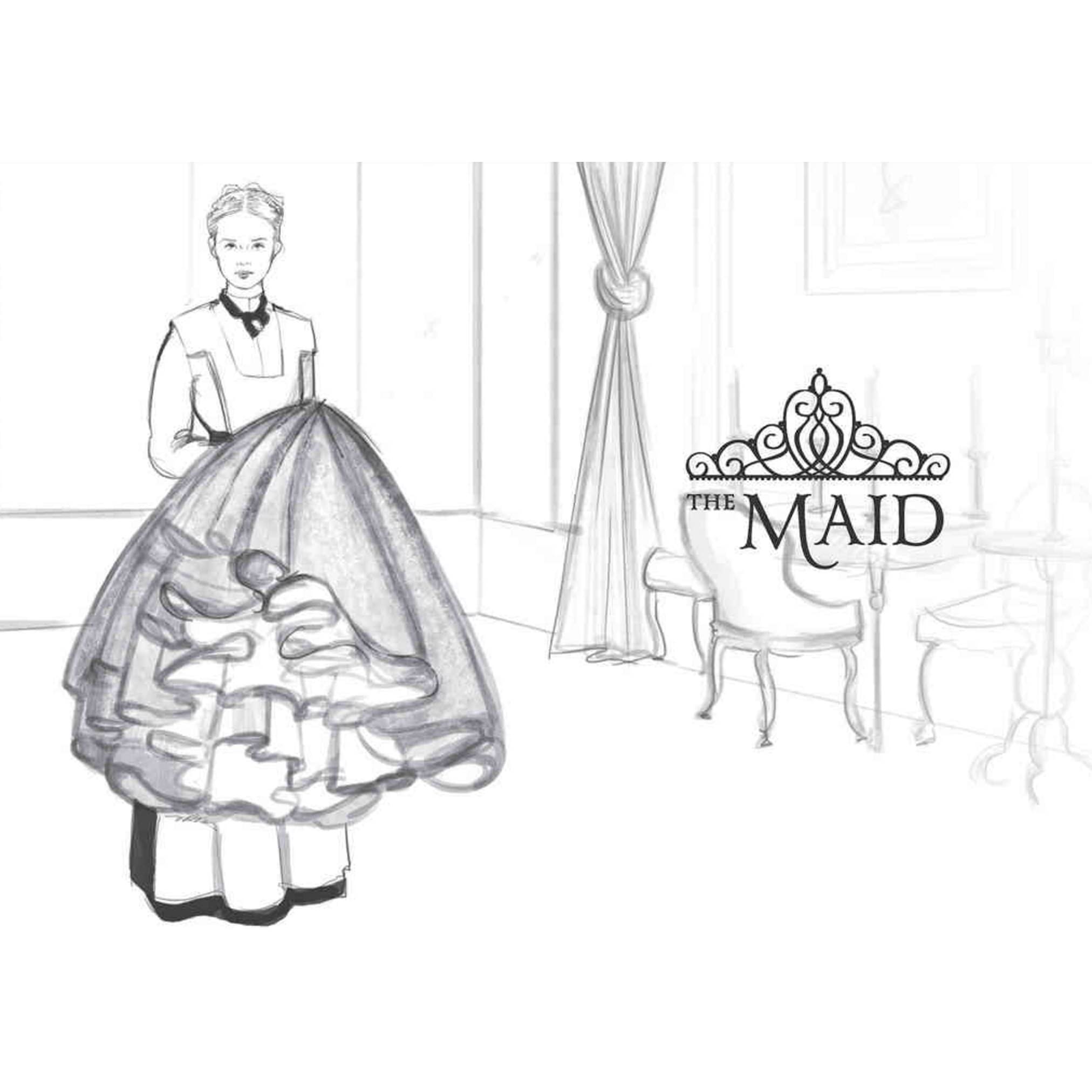 The Maid by Kiera Cass — Reviews, Discussion, Bookclubs, Lists