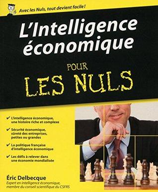 Les Echecs Pour Les Nuls : echecs, L'intelligence, économique, Éric, Delbecque