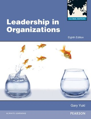 Download Leadership in Organizations Global Edition