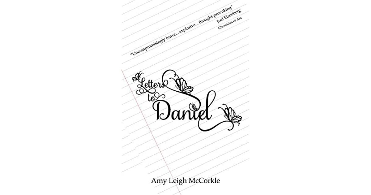 Letters to Daniel by Amy McCorkle