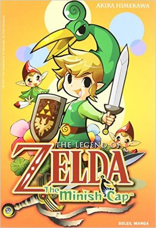 The Legend Of Zelda The Minish Cap : legend, zelda, minish, Legend, Zelda:, Minish, (Zelda,, Akira, Himekawa