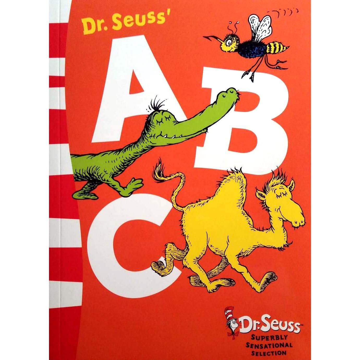 Dr Seuss Abc By Dr Seuss