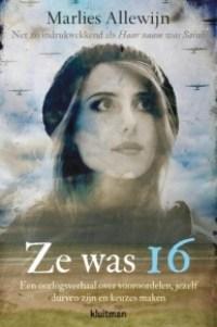 Recensie: Marlies Allewijn – Ze was 16