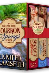 Bourbon Springs Box Set: Volume I (Bourbon Springs, #1-3)