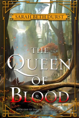 The Queen of Blood Book Cover