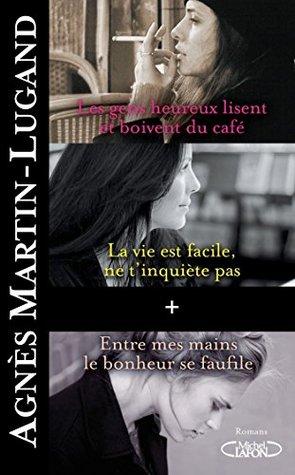 Les Gens Heureux Lisent Et Boivent Du Café Suite : heureux, lisent, boivent, café, suite, Coffret, Agnès, Martin-Lugand