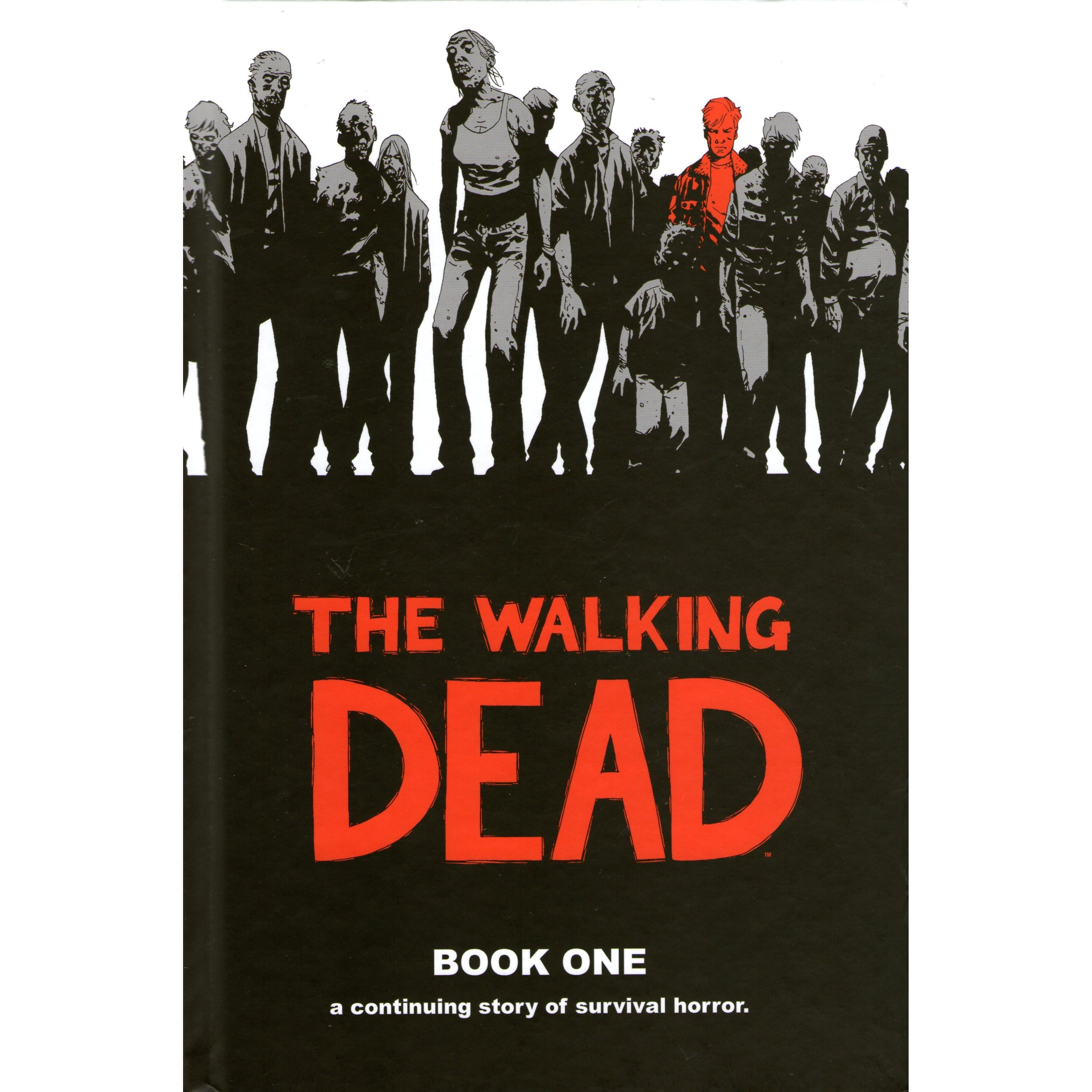 The Walking Dead, Book One (the Walking Dead #112) By