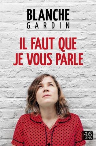Blanche Gardin Il Faut Que Je Vous Parle Spectacle : blanche, gardin, parle, spectacle, Parle, Blanche, Gardin