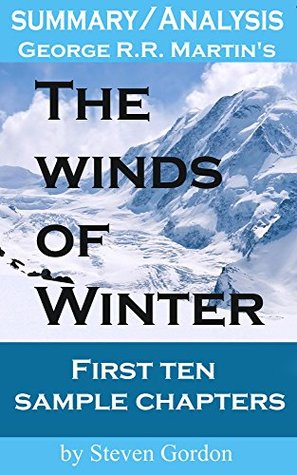 Winds Of Winter Chapters : winds, winter, chapters, Summary, Winds, Winter, Sample, Chapters, George, Martin, Steven, Gordon