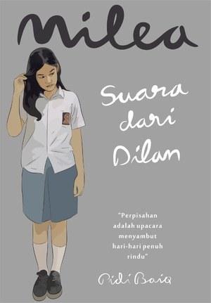 Quotes Milea Suara Dari Dilan : quotes, milea, suara, dilan, Rezky, Ramadhani's, Review, Milea:, Suara, Dilan