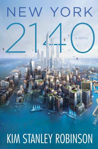 newyork 2140 book cover