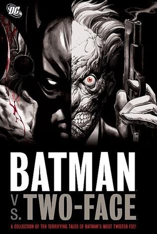 Batman Vs Double-face : batman, double-face, Batman, Two-Face, Finger