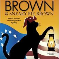 A Hiss before Dying by Rita Mae Brown and Sneaky Pie Brown
