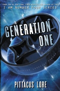 Spin-off Saturdays: Lorien Legacies Reborn Series by Pittacus Lore