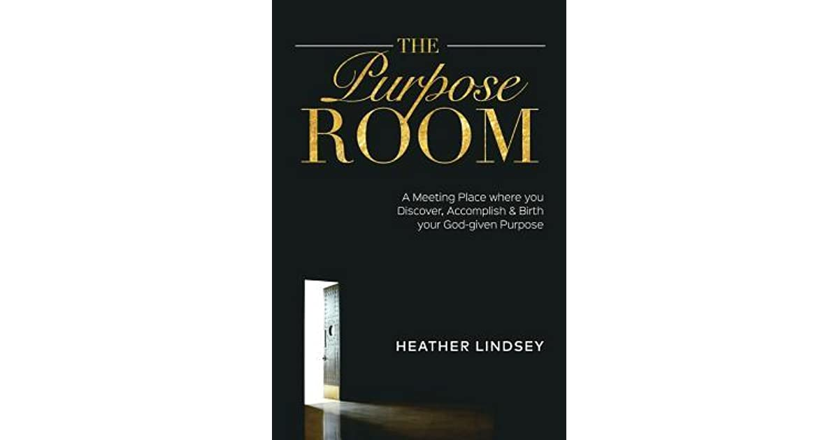 Image result for heather lindsey book cover purpose room