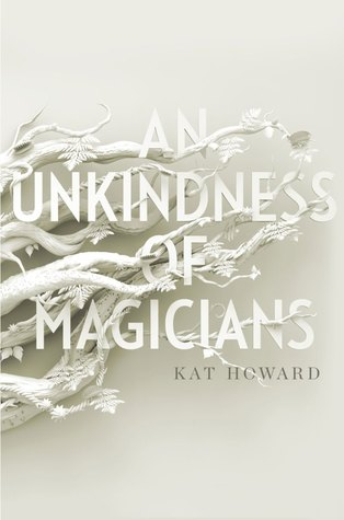 An Unkindness of Magicians book cover